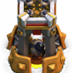 Torre Bombardiera in Clash of Clans
