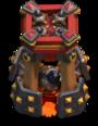 torre bombardiera livello 4