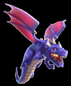 drago clash of clans wiki