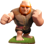 Gigante in Clash of Clans