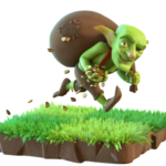 Goblin in Clash of Clans