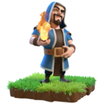 Stregone in Clash of Clans