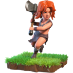 Valchiria in Clash of Clans