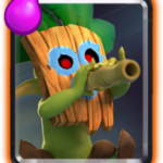 Goblin Cerbottaniere in Clash Royale