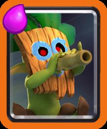 goblin cerbottaniere clash royale wiki