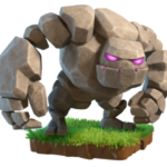 Golem in Clash of Clans