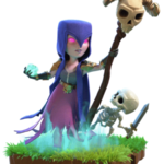 Strega in Clash of Clans