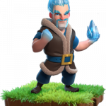 Stregone di Ghiaccio in Clash of Clans