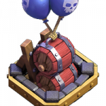 Bombe Contraeree in Base del Costruttore di Clash of Clans