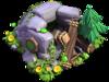miniera di gemme clash of clans base del costruttore livello 0