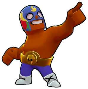 El Primo Brawl Stars Personaggi S Fan Supercell Italia Wiki