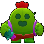 Spike in Brawl Stars wiki