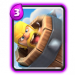 Barile Barbarico in Clash Royale