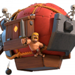 Dirigibile in Clash of Clans