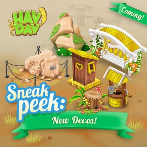 nuove decorazioni-hay day