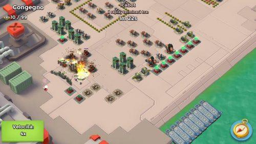 attacco unità 3