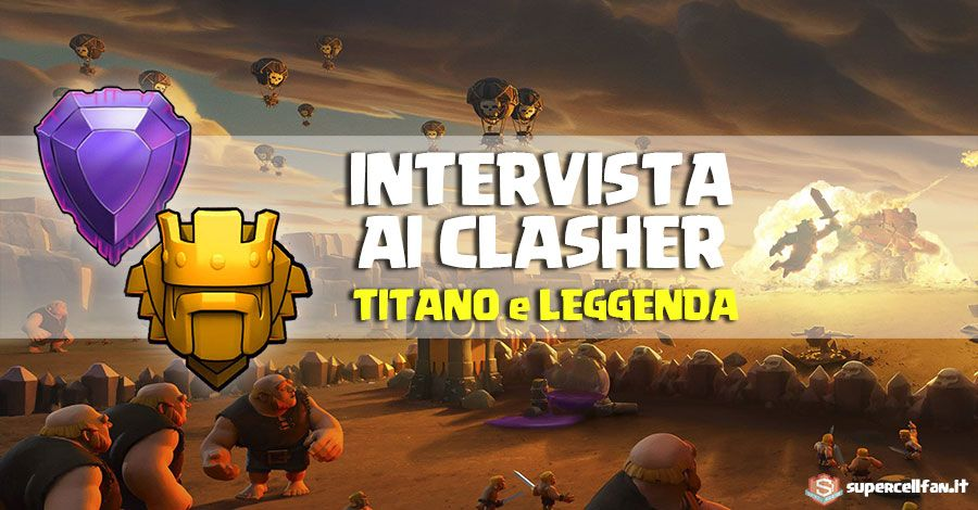 intervista clash of clans su supercellfan