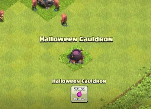 Aggiornamento Halloween 2015 Clash of Clans
