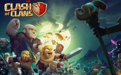 aggiornamento clash of clans