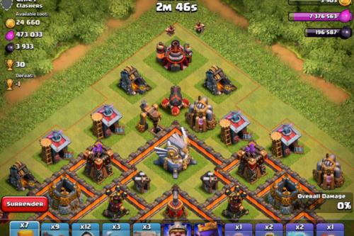 clash of clans aggiornamento 2