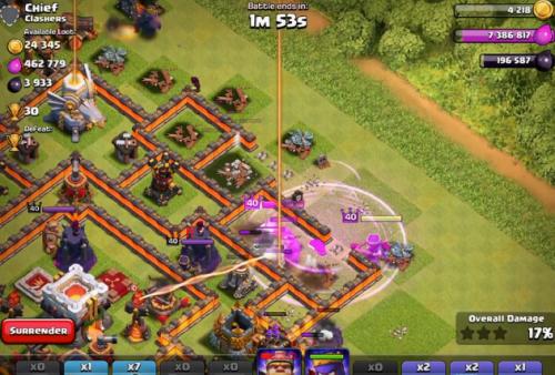 clash of clans aggiornamento