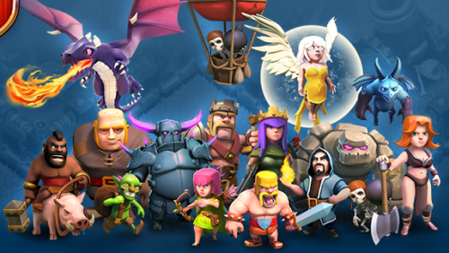 clash_of_clans_troops_wallpaper_hd