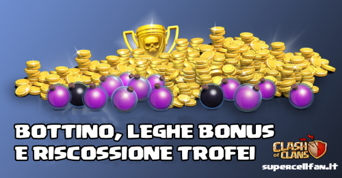 bottino-leghe-bonus-trofei-aggiornamento-clash-of-clans-2015