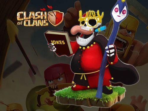 nuovo eroe clash of clans contest (1)