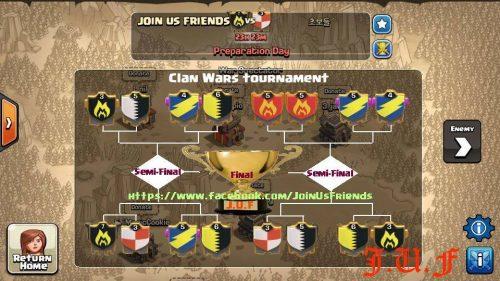 Aggiornamento clash of clans tornei