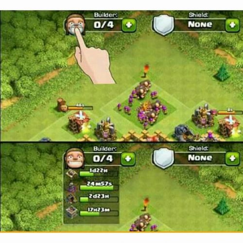 aggiornamento clash of clans 2