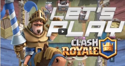 trucco strega clash royale video