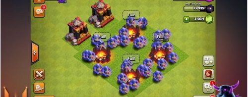 bowler clash of clans