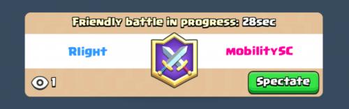 aggiornamento clash royale live attacchi