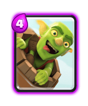 barile goblin clash royale