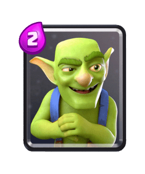goblin clash royale