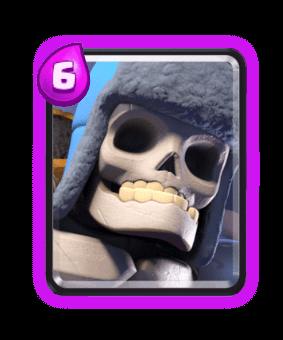 scheletro gigante clash royale