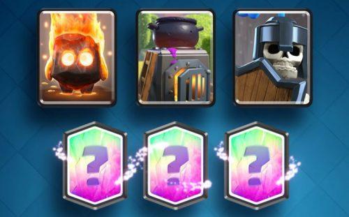3 nuove leggendarie