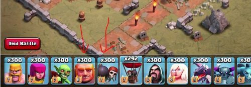 gigante livello 8 e spaccamuro livello 7