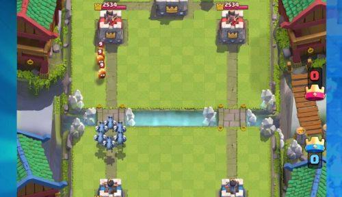 spirti attacco clash royale