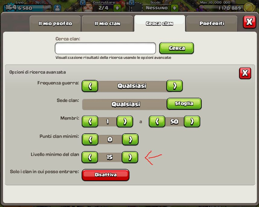 Livelli del Clan livello 11, 12, 13, 14 e 15 su Clash of Clans (2)