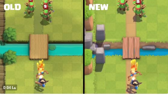 miglioramento principessa in clash royale