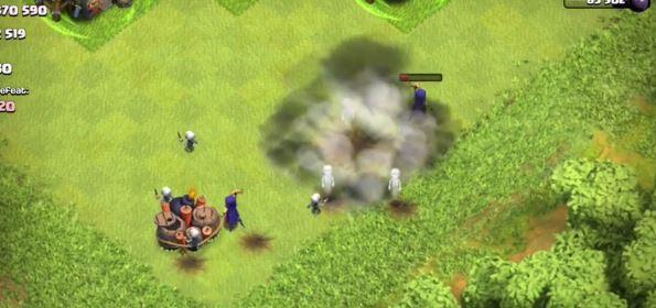 bomba-gigante-sulla-strega-clash-of-clans