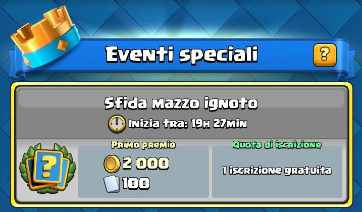 sfida-mazzo-ignoto-il-nuovo-evento-su-clash-royale