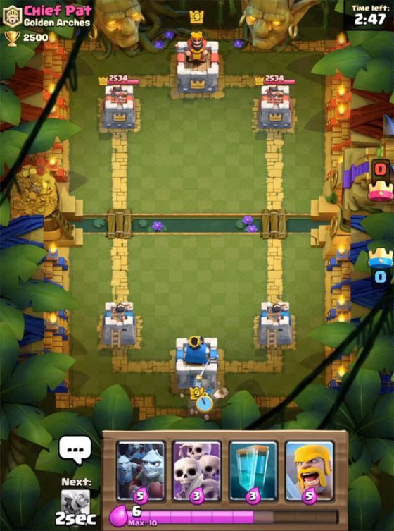 arena-giungla-schermata