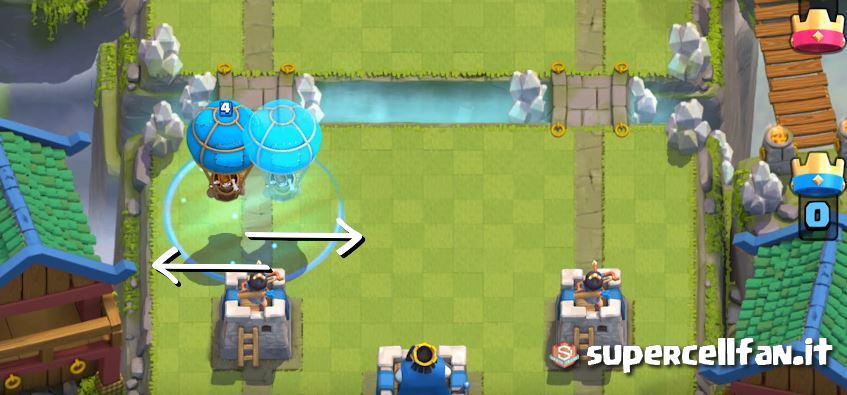 doppio obiettivo-con-clonazione-su-clash-royale
