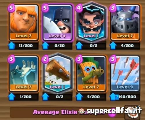 Clash royale arena 9 pictures to pin on pinterest pinsdaddy for Deck arene 6 miroir