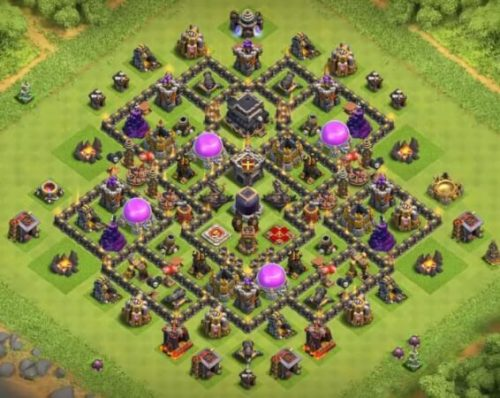 9+ Best TH9 Bases for Farming and Climbing on Clash of Clans